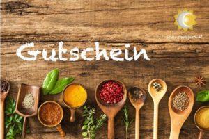 Gutschein Kochworkshop