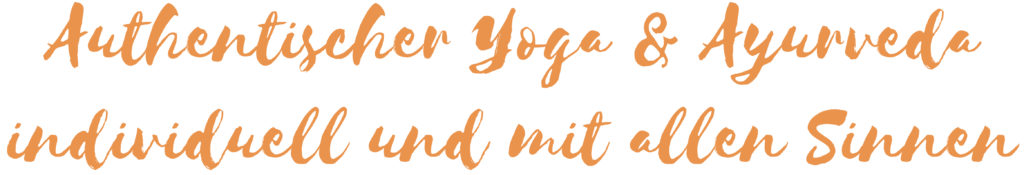 Authentischer Yoga & Ayurveda in Wien